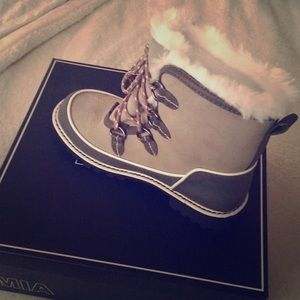 Brand new boots still in the box